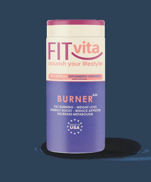 burner quemador grasa fitvita bajar peso